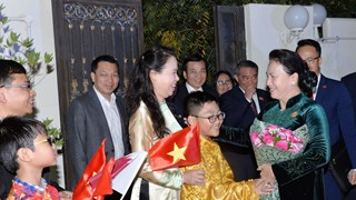 Vietnam wants to send more Vietnamese workers to Qatar: NA leader