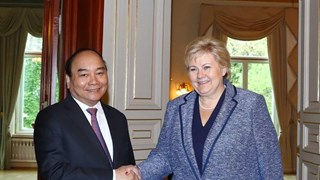 Prime Minister's Russia, Norway, Sweden trip a success