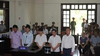 Five defendants in Hoa Binh's deadly medical incident sentenced
