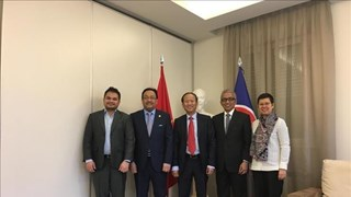 Vietnam fulfills role of ASEAN Committee's Chair in Spain