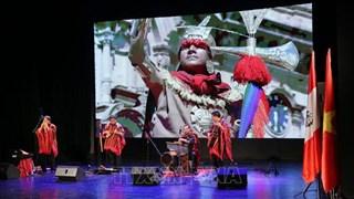 Art show brings Peru closer to Vietnam