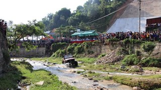 Ha Giang hosts Tay Con Linh Challenge Off-Road tournament
