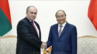 Vietnam always treasures close relations with Belarus: PM