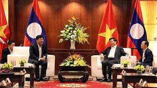 Lao Prime Minister visits Da Nang