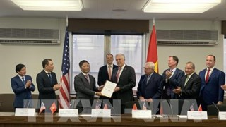 Vietnam, US establish comprehensive energy cooperation partnership