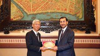 HCM City expects stronger economic ties with UAE