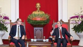 Danish Secretary for Energy, Utilities, Climate visits Vietnam