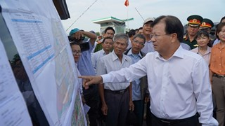 Dong Nai to assist people affected by airport project
