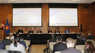 ASEAN's Outlook for Indo-Pacific under spotlight at Canada workshop