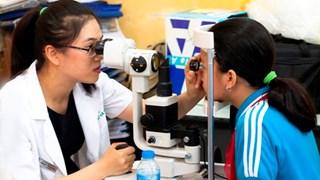 Binh Dinh: Eye care development project proves fruitful