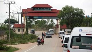 Thailand helps Myanmar develop infrastructure