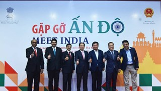 Workshop looks at Vietnam-India cooperation potential