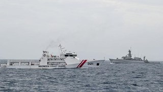 Indonesia plans to buy bigger ships for coast guard