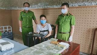 Seven men get death sentence for trafficking drugs