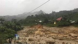 UN Secretary General sends sympathy over flood damage in central region