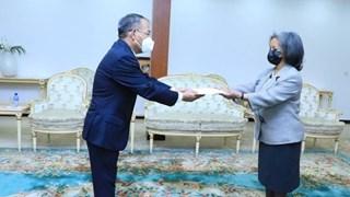 Vietnam, Ethiopia enhance bilateral ties