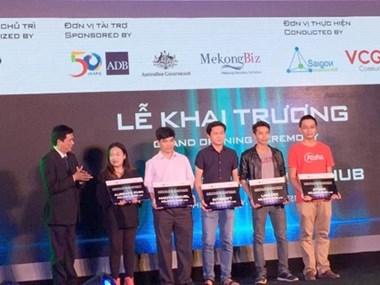 Saigon Innovation Hub opens in HCM City   Vietnam+ (VietnamPlus)