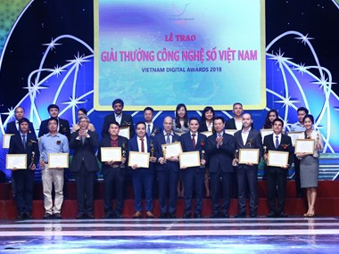 First-ever awards honour excellent digital products, services