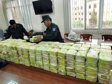 Vietnamese, Philippine police work on major drug trafficking case