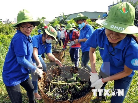 Vietnamese, Cambodian localities boost youth exchange