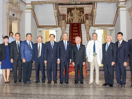 HCM City forges economic ties with Japanese prefecture