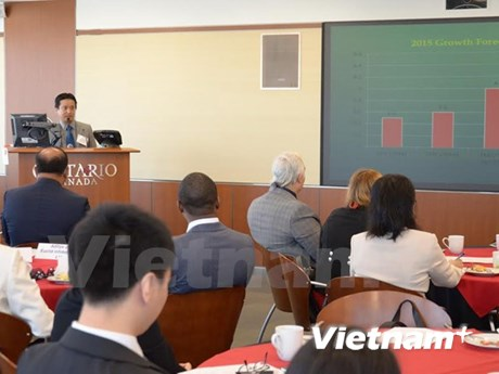 Canadian firms updated on business opportunities in Vietnam