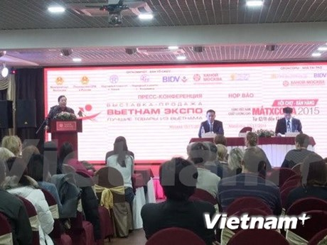 Events to promote Vietnam-Russia trade ties