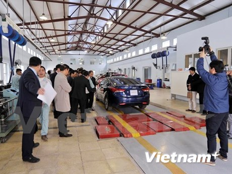 RoK-funded vocational training centre inaugurated in Hanoi