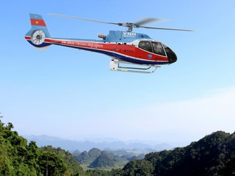Missing chopper in training session found