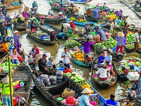 Adjustments to Mekong Delta master plan approved