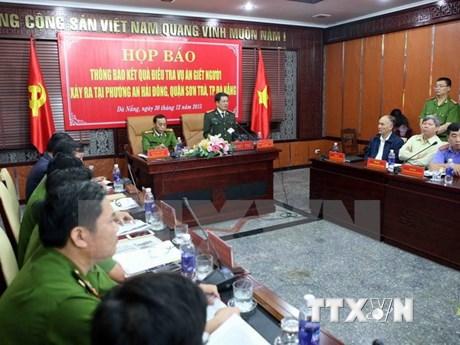 Da Nang police unveils details of assault on foreigner
