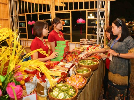 Food Culture Festival arouses appetite in capital city