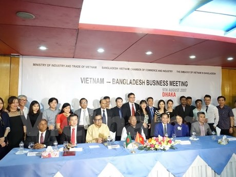 Vietnamese firms visit Bangladesh to spur trade relations