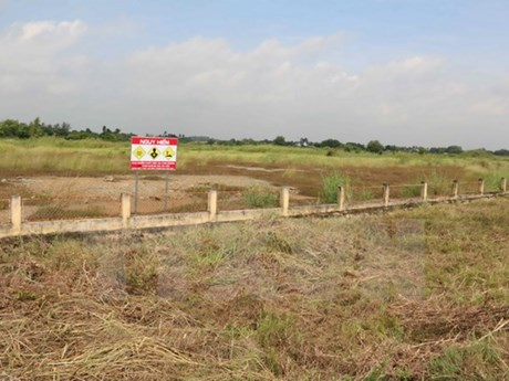 Infrastructure built to tackle dioxin contamination at Bien Hoa airpor