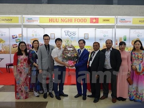 Vietnamese confectionary giant attend FoodPro 2017 in Bangladesh
