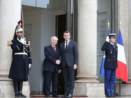 New momentum for sci-tech cooperation with France, Cuba