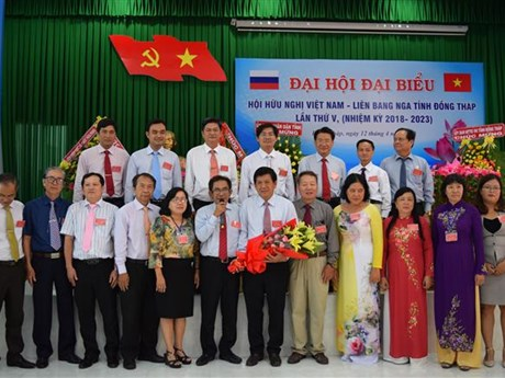 Dong Thap fosters cooperation with Russian partners