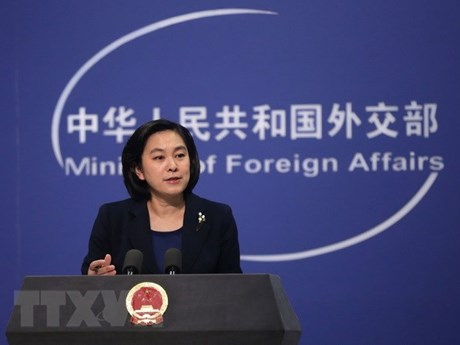 China vows to promote cooperation with ASEAN in three key pillars
