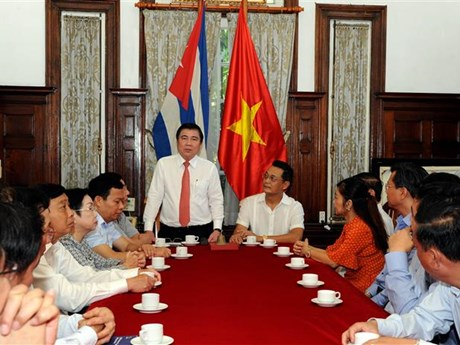 Vietnamese, Cuban businesses ink trade agreements