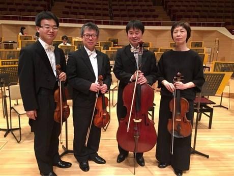 Japanese quartet to take stage in central Da Nang city