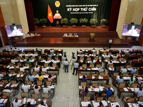 HCM City People's Council approves 21 resolutions
