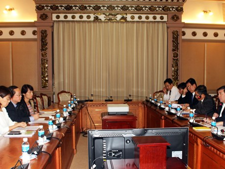 HCM City, JICA to meet quarterly to speed up projects