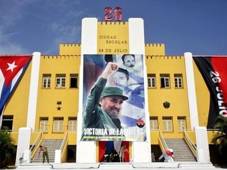 Congratulations to Cuba on anniversary of Moncada Barracks attack