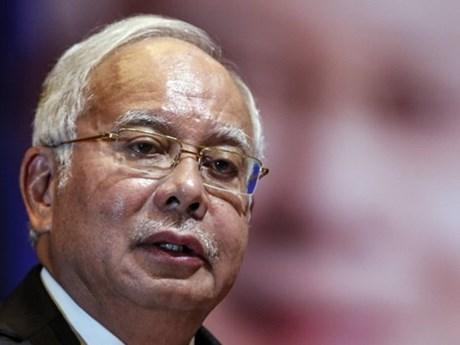 Former Malaysian PM Najib Razak to face money laundering charge
