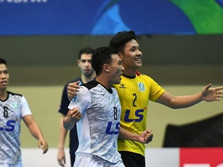 Thai Son Nam wins second place at AFC Futsal Club Championship