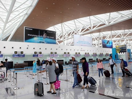 Da Nang airport maintains lead in service quality