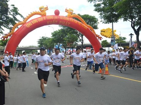 SeABank run raises funds for poor students