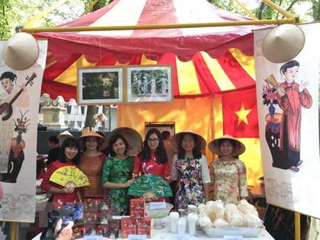 Vietnam participates in embassy festival in Netherlands