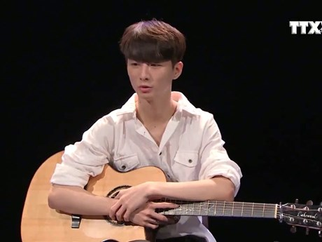 Korean guitar prodigy Sungha Jung to perform in Vietnam