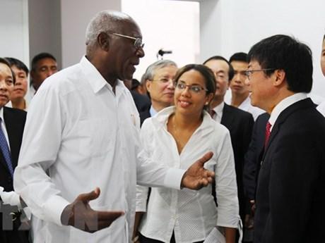 Vietnam-Cuba Friendship Dong Hoi Hospital – a 'gem' of friendship